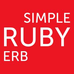 Simple Ruby ERB
